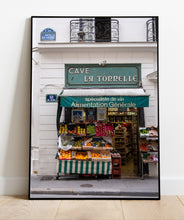 Load image into Gallery viewer, Rue de Seine Fruits and Vegetables - Paris Print - La Porte Bonheur