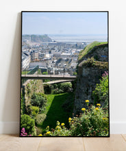 Load image into Gallery viewer, Spring in Granville - Normandy Print - La Porte Bonheur