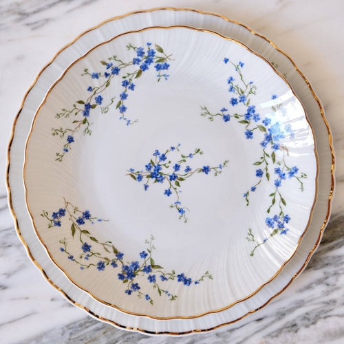 Bernardaud Blue and White