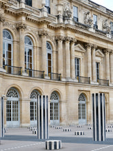 Load image into Gallery viewer, Palais Royal Columns - Paris Print - La Porte Bonheur