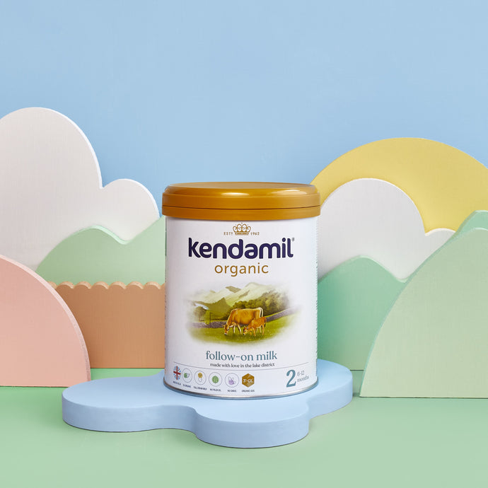Brand New Kendamil Organic, the World's First Organic Formula to Contain HMOs
