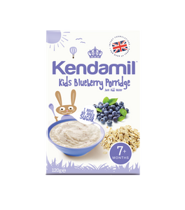 Blueberry Porridge 120g