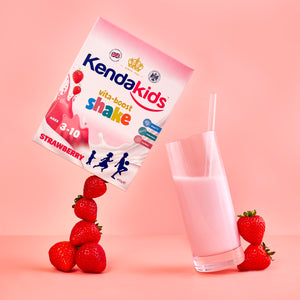 Kendakids Strawberry 400g
