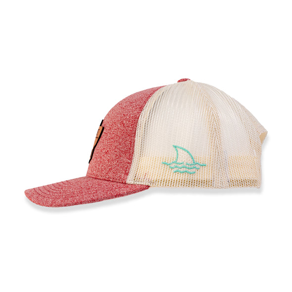 Last Mango™️ The Location Collection Nantucket Trucker Hat