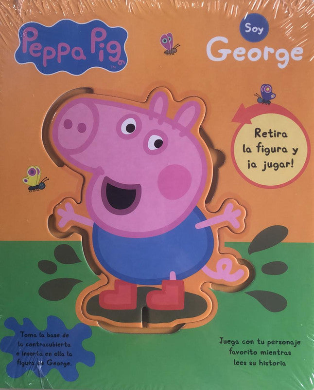 SOY GEORGE | THE NOVELTY BOOK COMPANY | INFANTIL Y JUVENIL | PLANETA JUNIOR | LIBRERÍA AMÉRICA-COLOMBIA