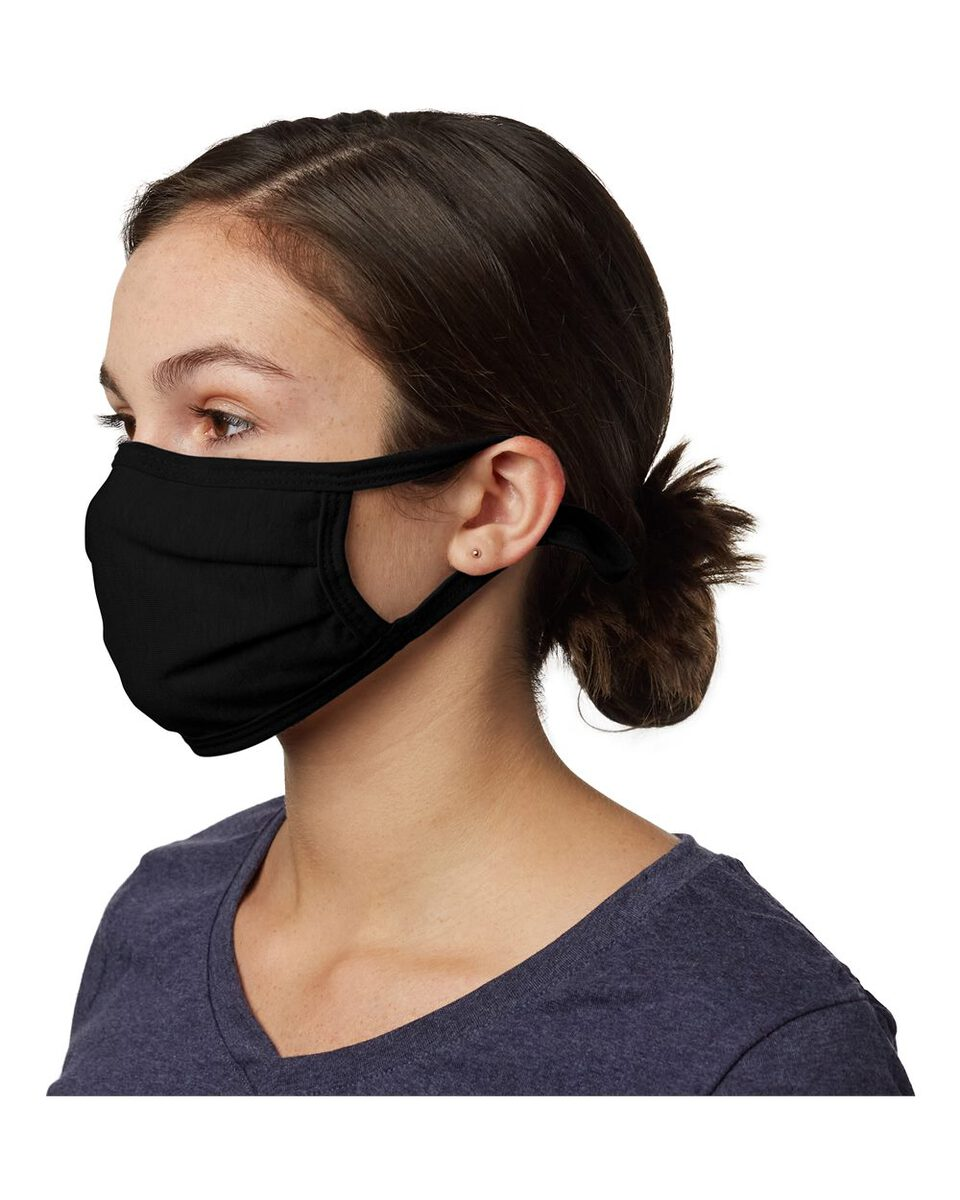 Adjustable Size Mask by Hanes® (Boxes of 500)