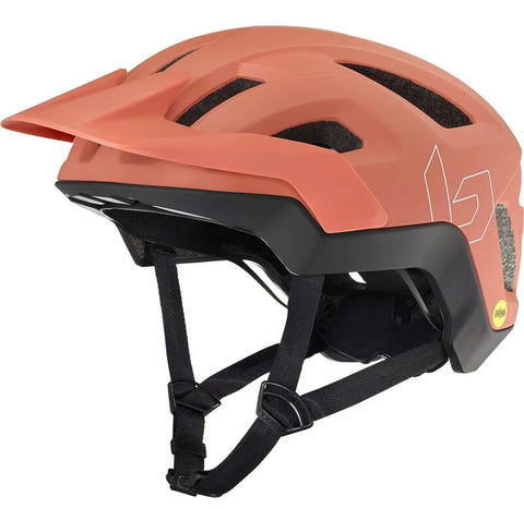 Bolle Adapt MIPS MTB Helmet in Brick Red Matte