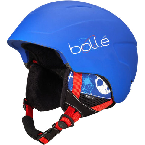 Bolle B-Lieve Junior Ski Helmet in Navy Aerospace