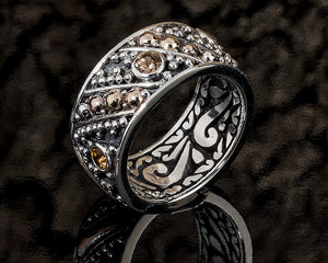 Timor Medium Ring