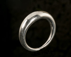 Open image in slideshow, Azawagh Small Silver Tuareg Ring