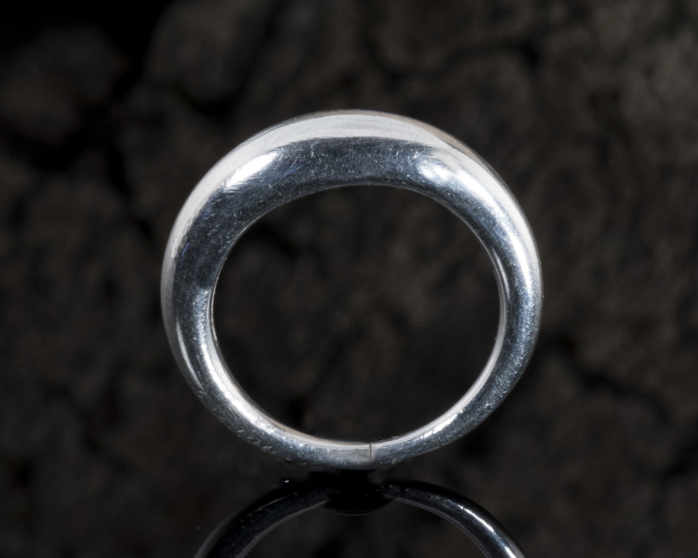 Azawagh Small Silver Tuareg Ring