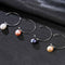 Silver Drop Earring with Natural Freshwater Pearl - Best Online Prices