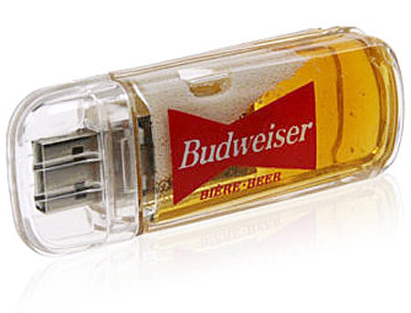 Budweiser USB Flash Drive