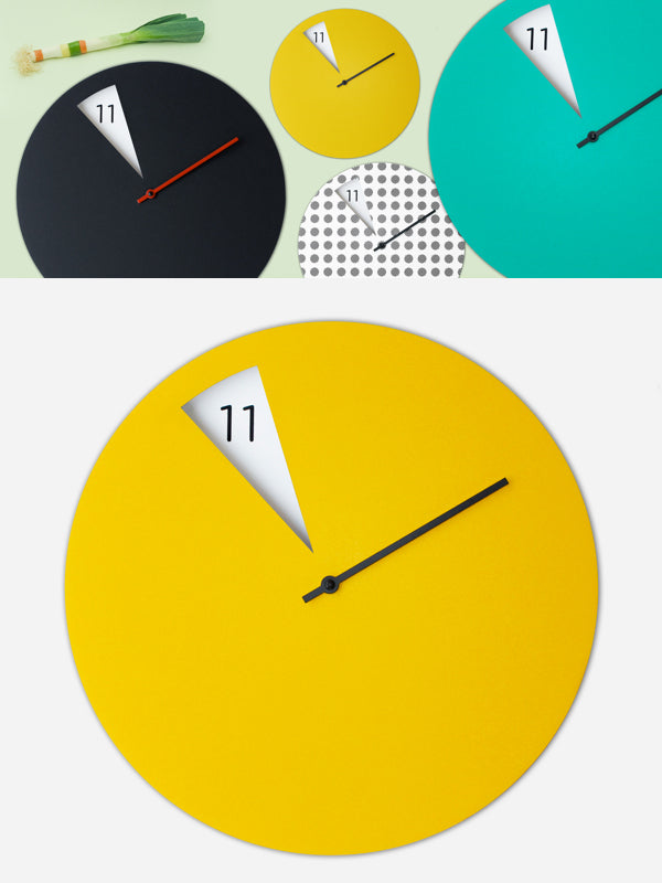 Unique creative wall clocks Freakish