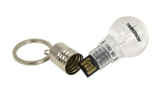 USB Flash Drive – Light Bulb
