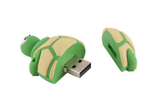 USB Turtle Flash Drive