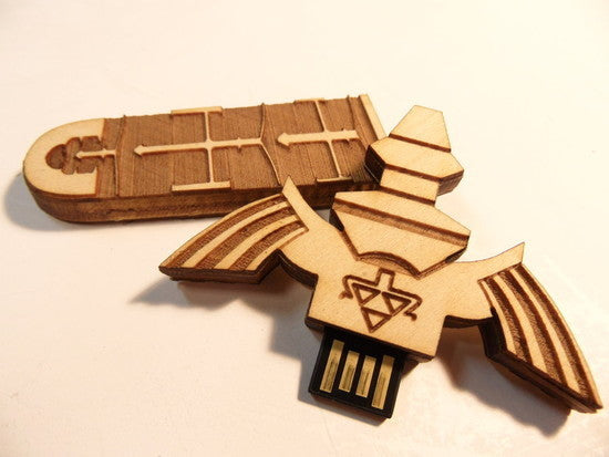 Master Sword USB Craft