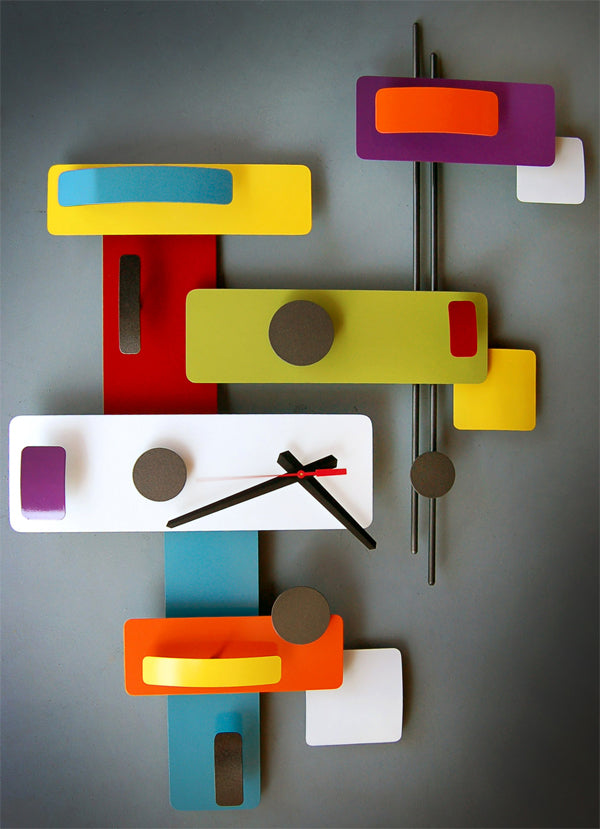 Unique creative wall clocks Retro