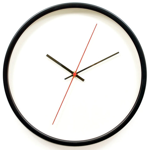 12 Inch Minimalist Decorative Wall Clock