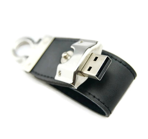 Unique Leather USB Drive | Creative Flash Drives 8GB 16GB 32GB