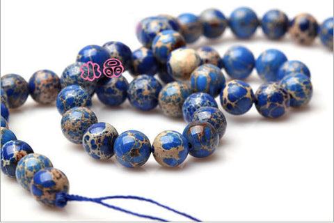 Jasper Bead Strand Wholesale Lot 6 | 8 |10mm | Healing Stones Supplies - 1PROY Driftwood & Healing Stones