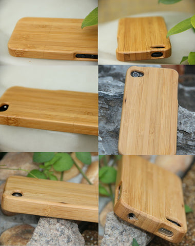 Walnut Phone Case | Handcrafted Wood Cases for iPhone 5 5s 4 4s