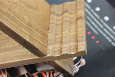 Joint Wood iPad Stand | Tablet Docking Stations for Samsung | iPhone