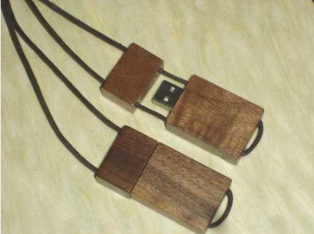 Wood USB Flash Drive 8GB 16GB 32GB | Thumb Drive | Pendrive Stick
