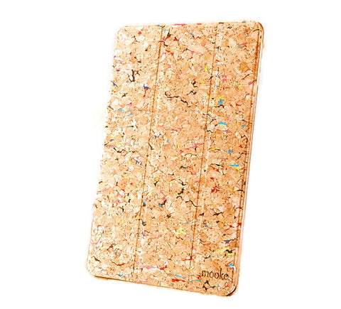 Cork iPad Air Case | Slip Cover | Handcrafted iPad Accessories