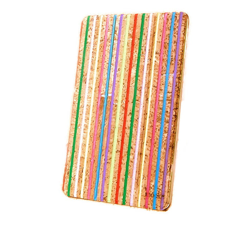 Cork iPad Air Case | Slip Cover | Handcrafted Wood Mobile Accessories