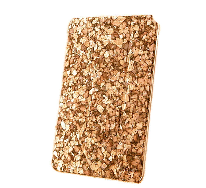 Wood Slip Cover Case for iPad Air - Cork | Cheap Designer Wood Accessories