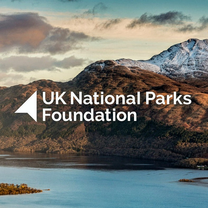 Our first official charity partner :) the UK National Parks Foundation