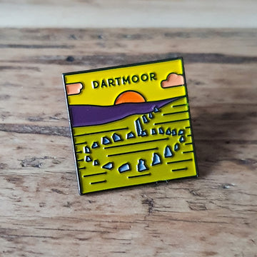 Dartmoor pin