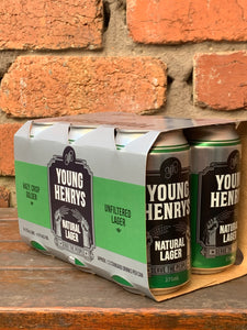 Young Henry's Natural Lager