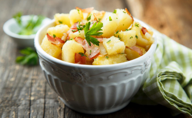 Potato Salad...mix things up with Boerne Brand…