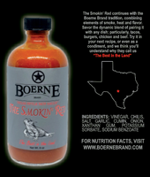 "Boerne Brand ""The Smokin' Red"" Single Serve Packets"