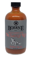 The Smokin' Red Texas Style Hot Sauce