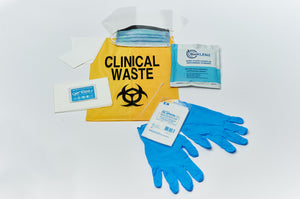 Body Fluid Spill Kit (Inc GST)