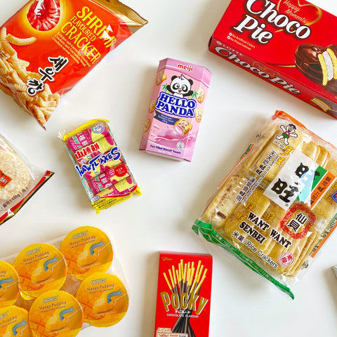 10 Iconic Asian Snacks to Revisit Your Childhood at Tuk Tuk Mart, the online Asian supermarket