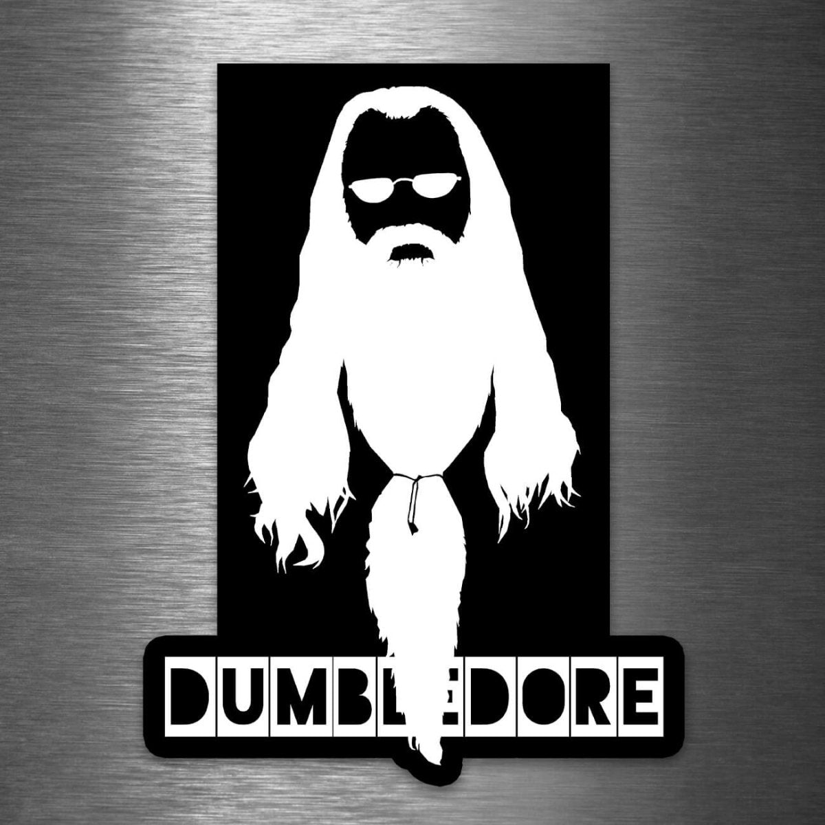 Dumbledore Badass - Vinyl Sticker - Dan Pearce Sticker Shop