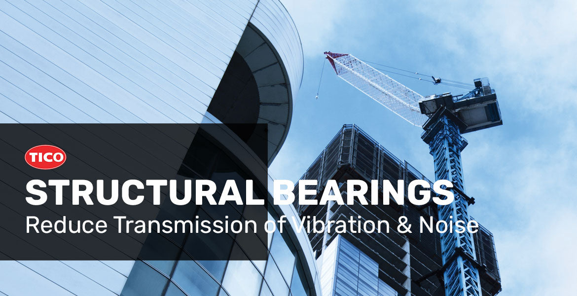 TICO structural bearings