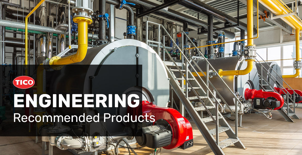 Products best suited to the engineering sector
