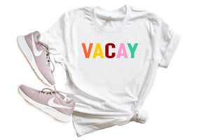 VACAY Softstyle Graphic Tee