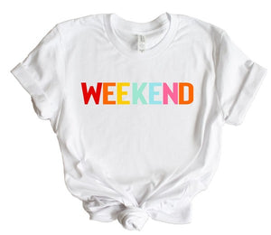 Weekend Softstyle Graphic Tee