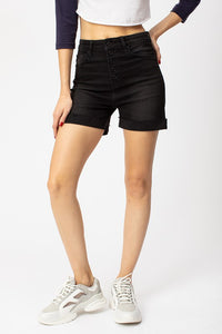 Super High Rise Shorts {KC9210DG}