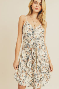 Lovely Floral Dress
