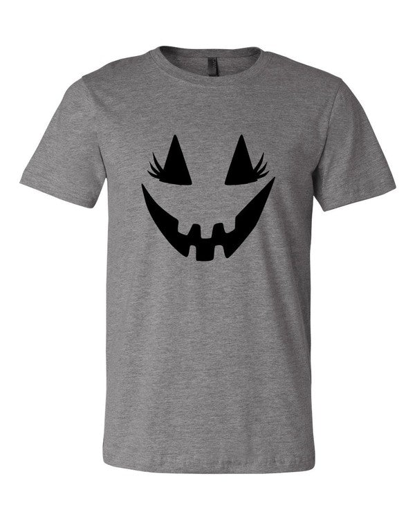 Pumpkin Face Graphic Tee