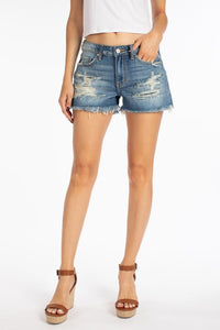 Quincy Boyfriend Shorts