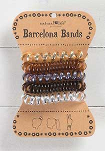 Natural Life® Barcelona Bands