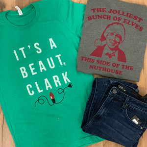 It's a Beaut, Clark Tee - FINAL SALE